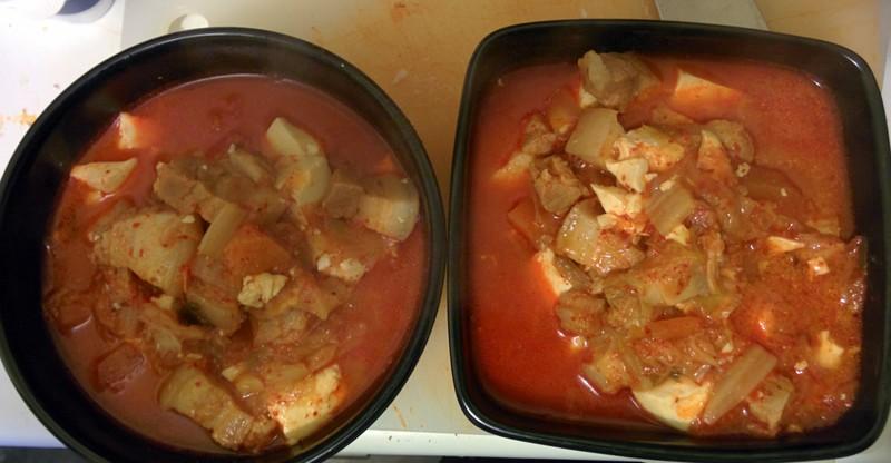 Kimchiguk - Kimchi soup